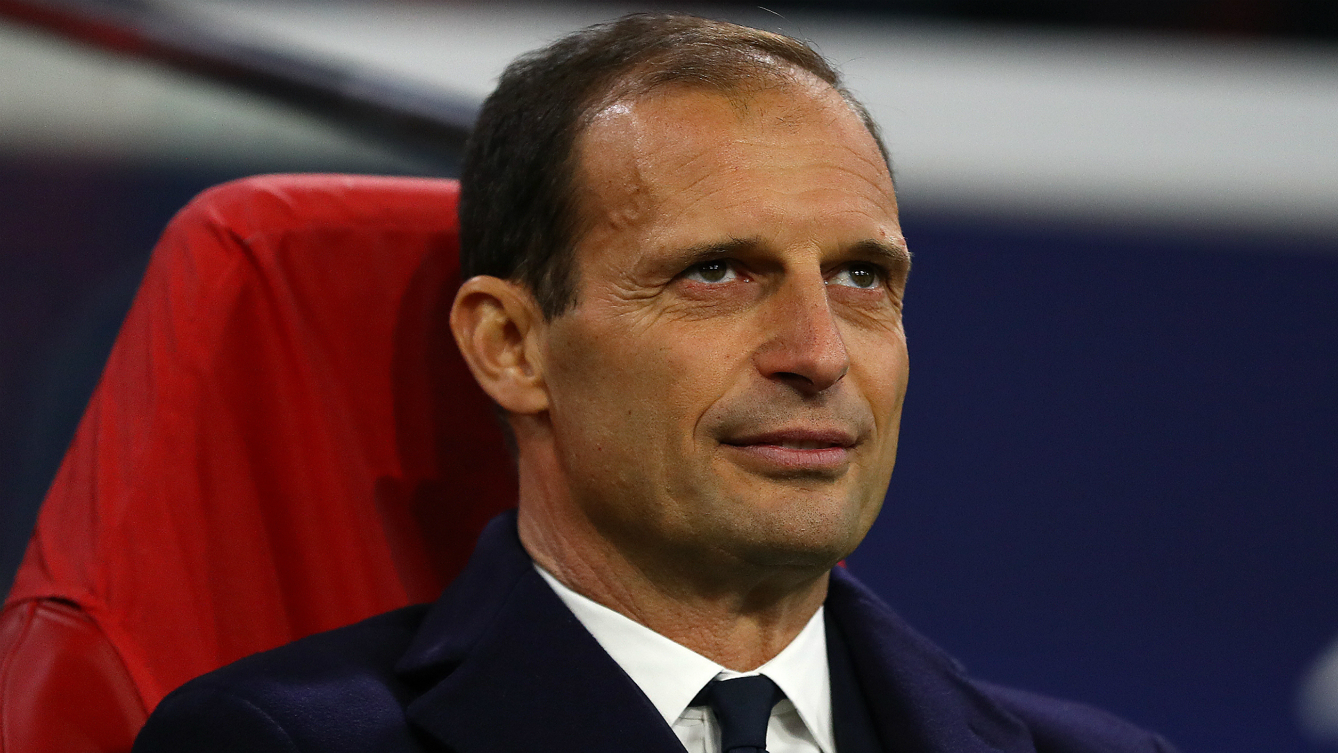 Allegri: I'll stay at Juventus despite Champions League exit