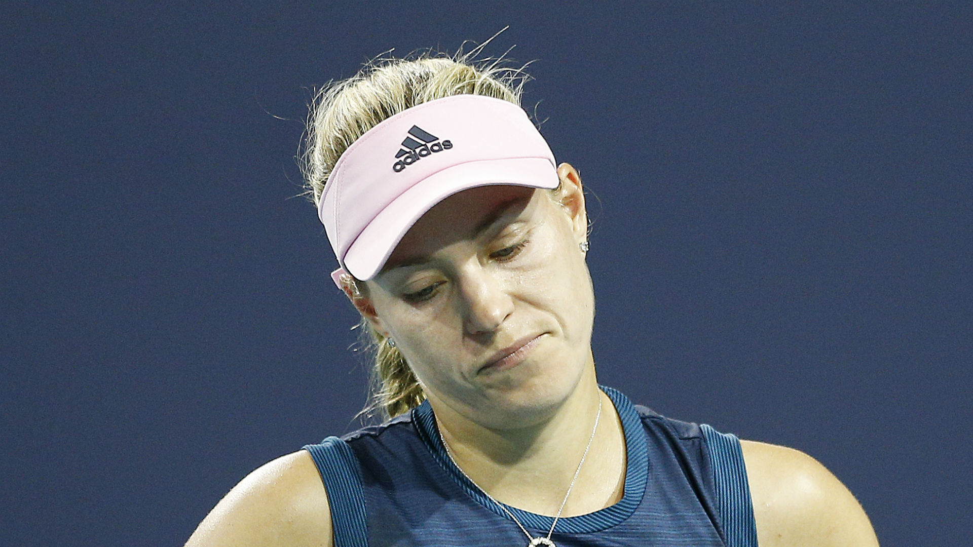 Flu rules Kerber out of Germany's Fed Cup play-off