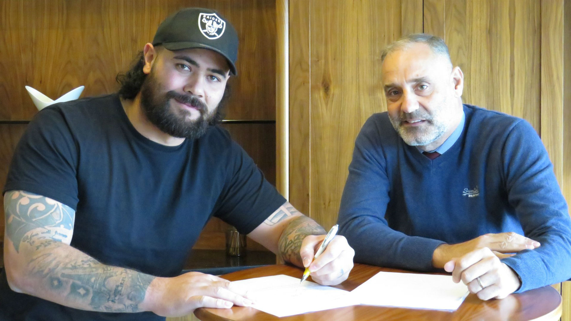 I couldn't leave - star man Fifita commits to Wakefield
