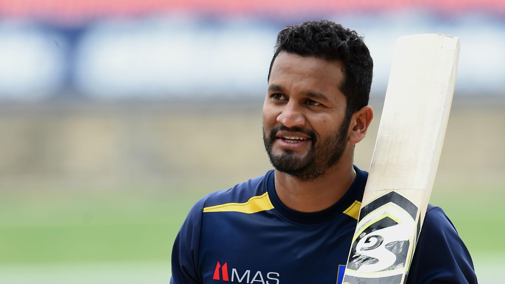 Karunaratne named Sri Lanka captain for World Cup