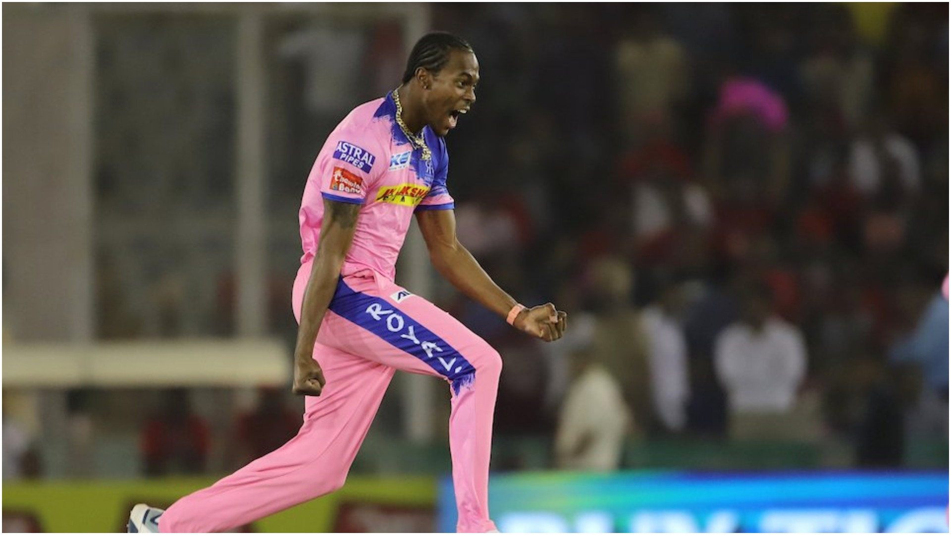 Archer shines, but Royals beaten by Kings XI