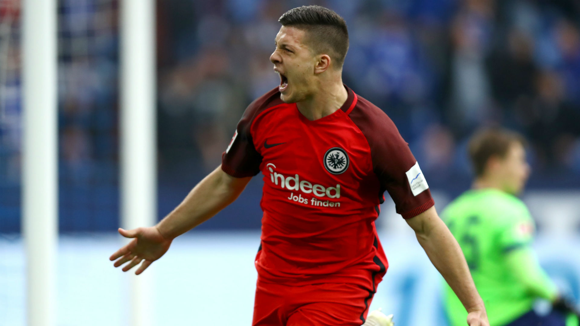 Eintracht Frankfurt trigger purchase option on Barcelona-linked Jovic