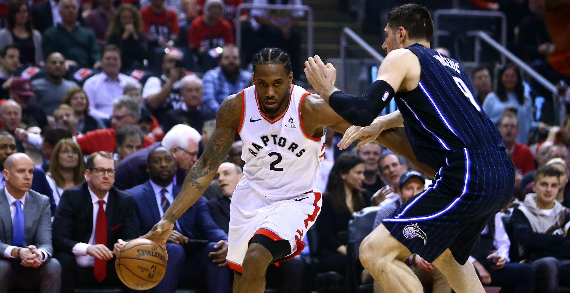 Raptors, Nuggets level NBA playoff matchups