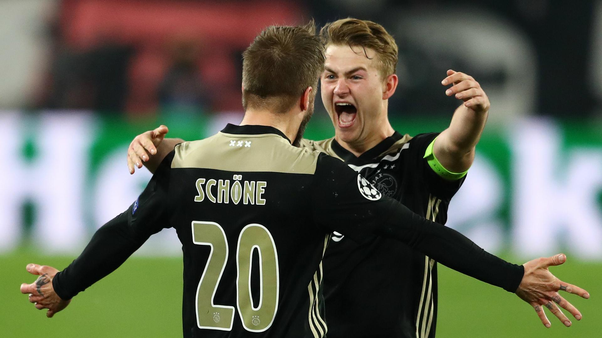 De Ligt: Ajax aren't satisfied yet