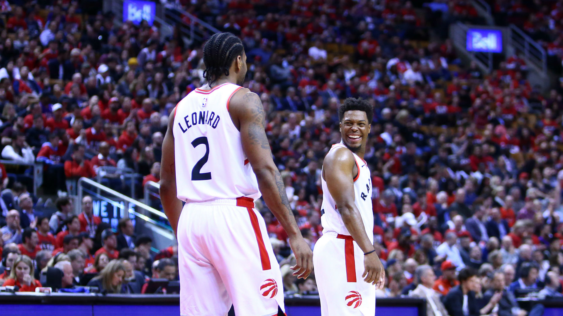 Lowry hails Leonard display as Raptors level series