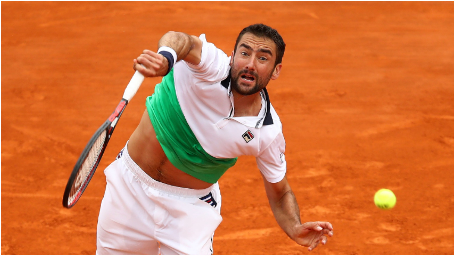 'Rusty' Djokovic through in Monte Carlo but Cilic comes unstuck
