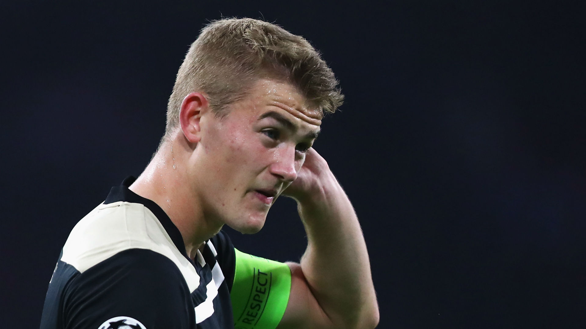 There's nothing to announce – De Ligt dismisses Barca talk