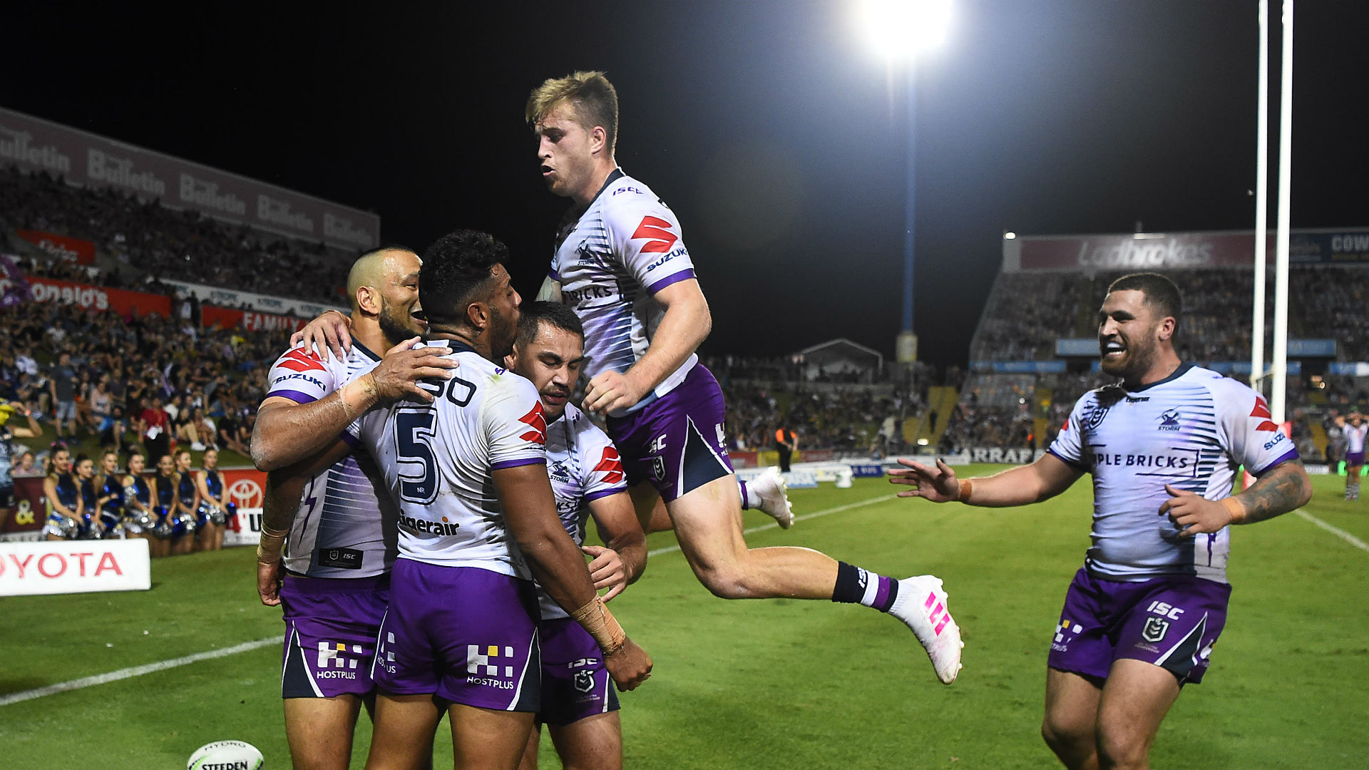 NRL Opta facts: Unbeaten Storm host defending champions Roosters