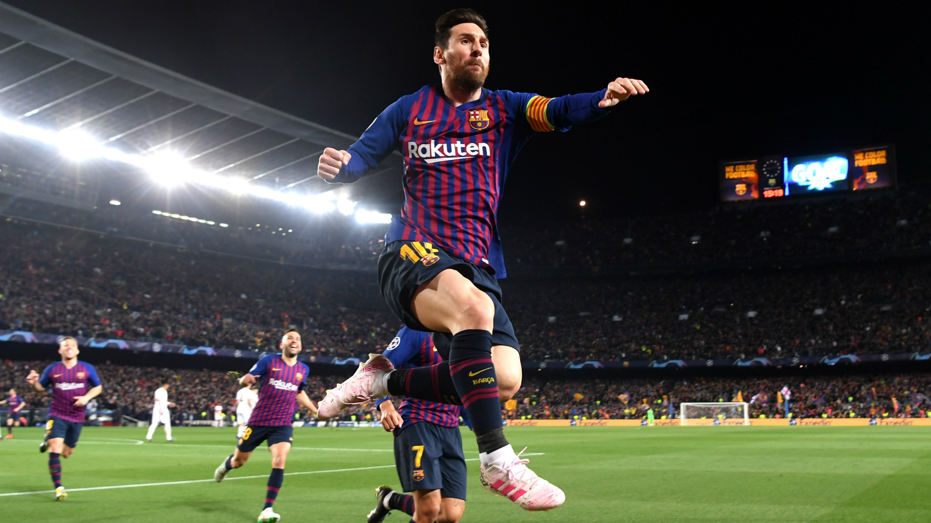Messi brought his 'A game' against United – Lingard