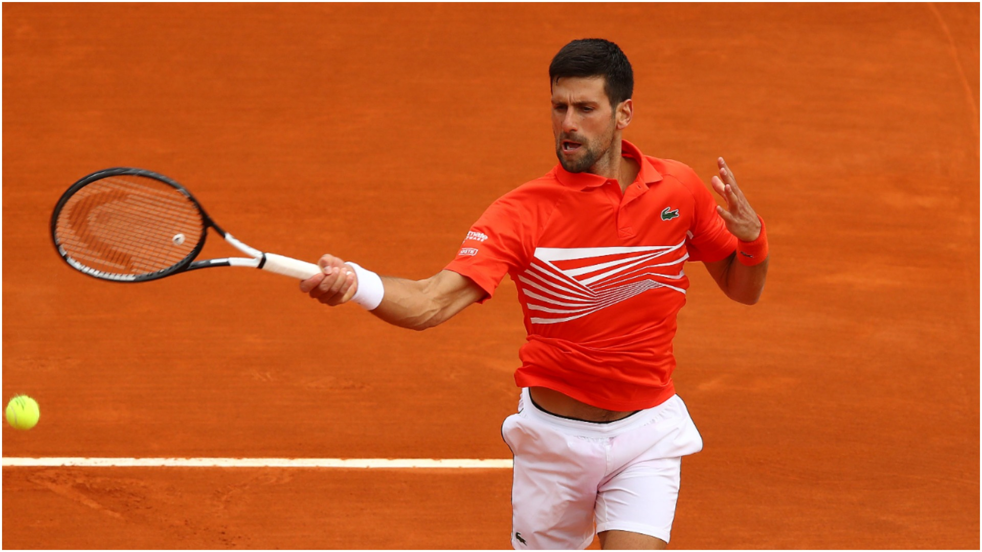 Off-colour Djokovic scrapes past Indian Wells foe Kohlschreiber