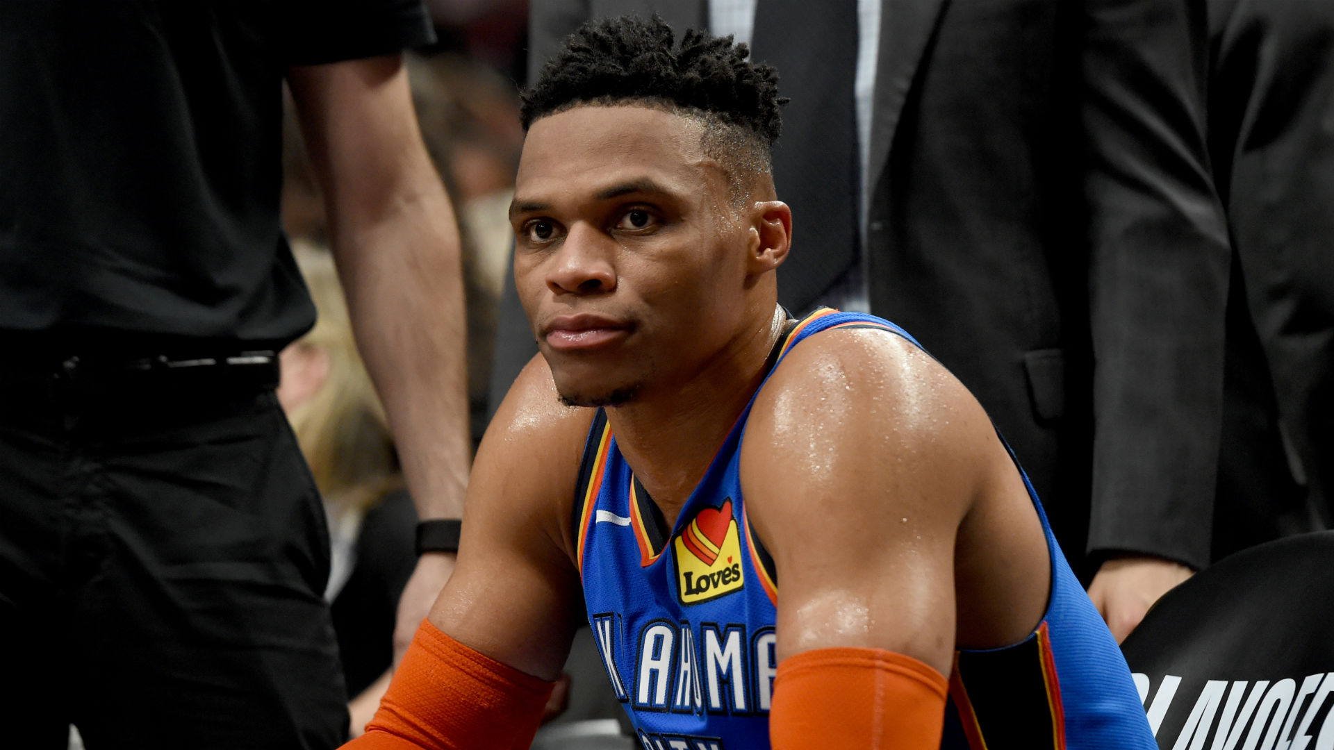 We'll be alright - Westbrook not pushing the panic button