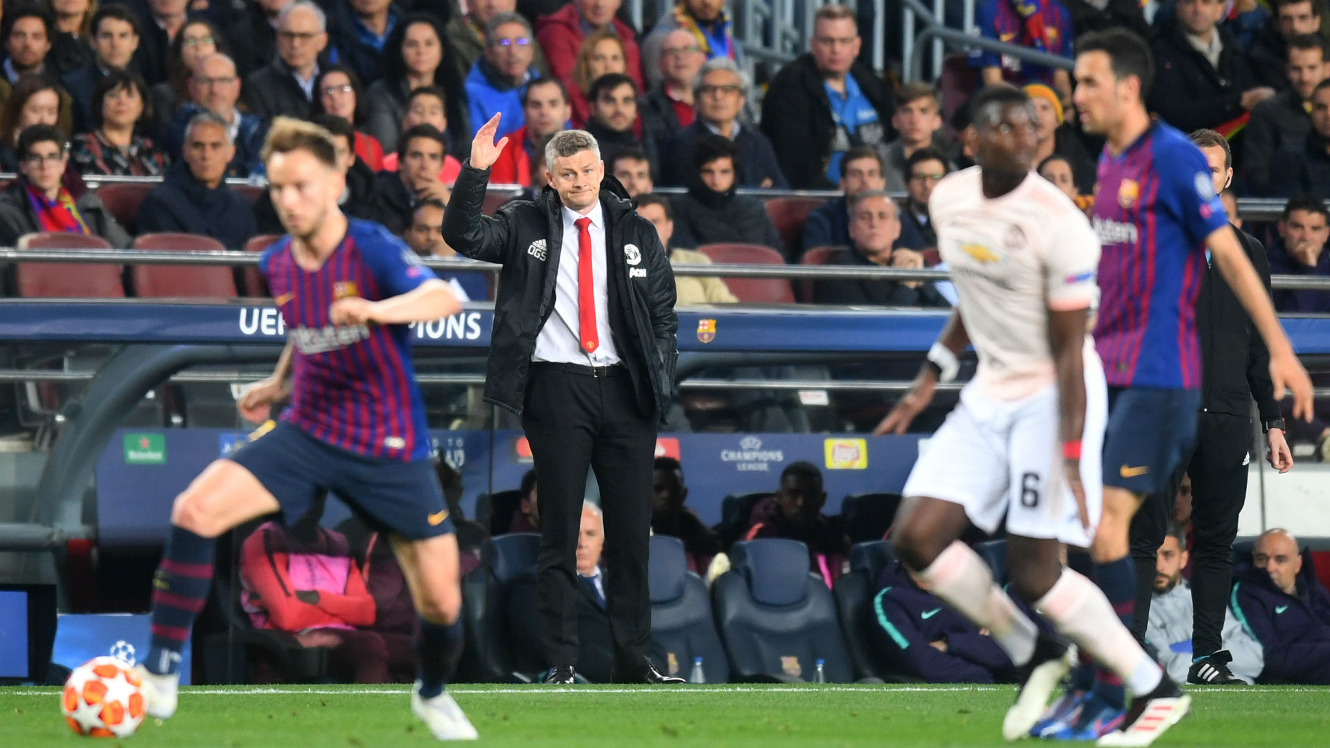 History repeats for Solskjaer as Manchester United crash out of Champions League