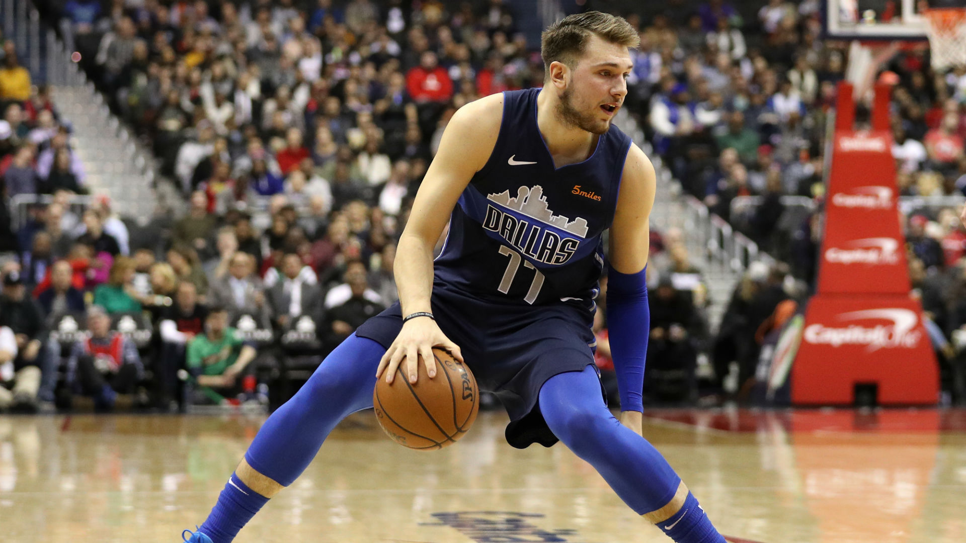 Simmons backs Doncic for NBA Rookie of the Year