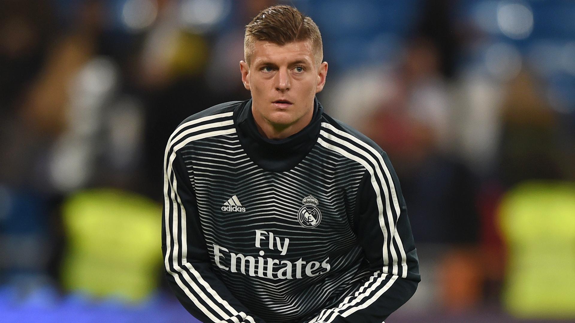 Modric, Kroos and Varane back in Madrid squad