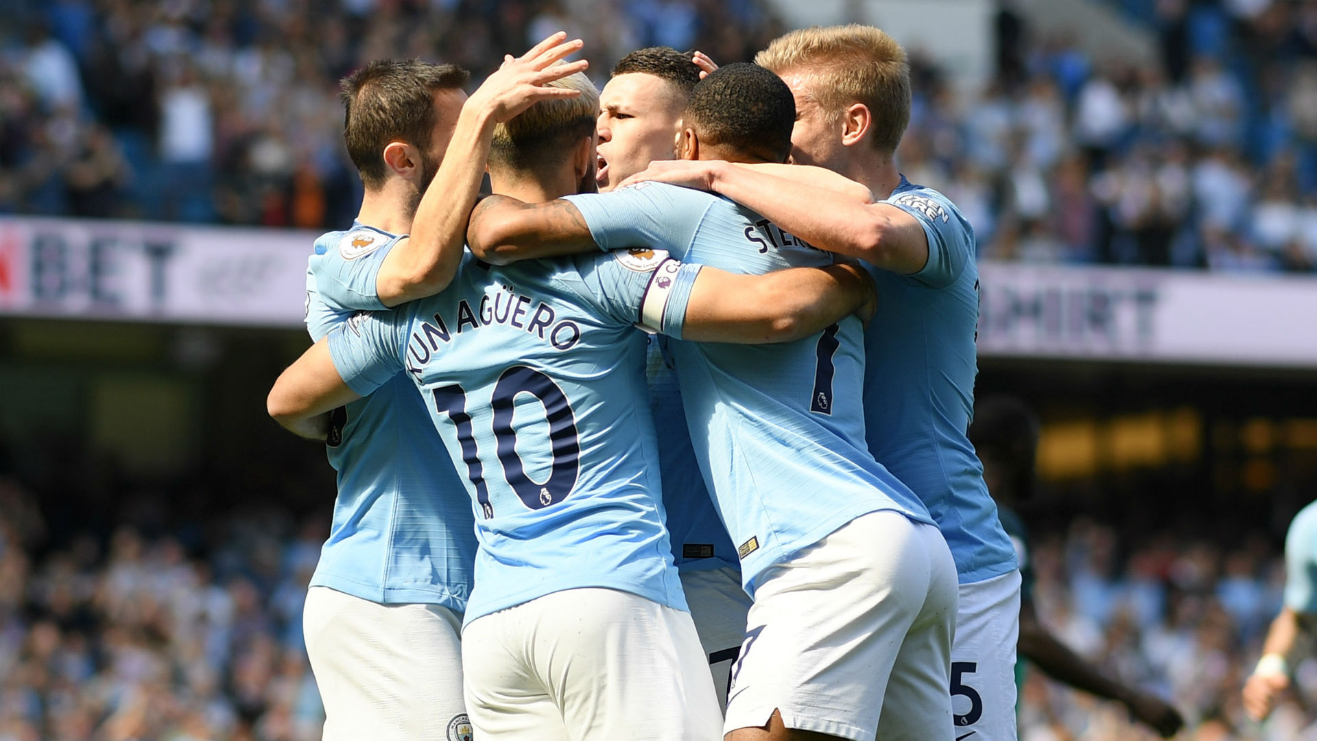 Manchester City 1 Tottenham 0: Foden nets first league goal as Spurs fail to dent champions' title defence