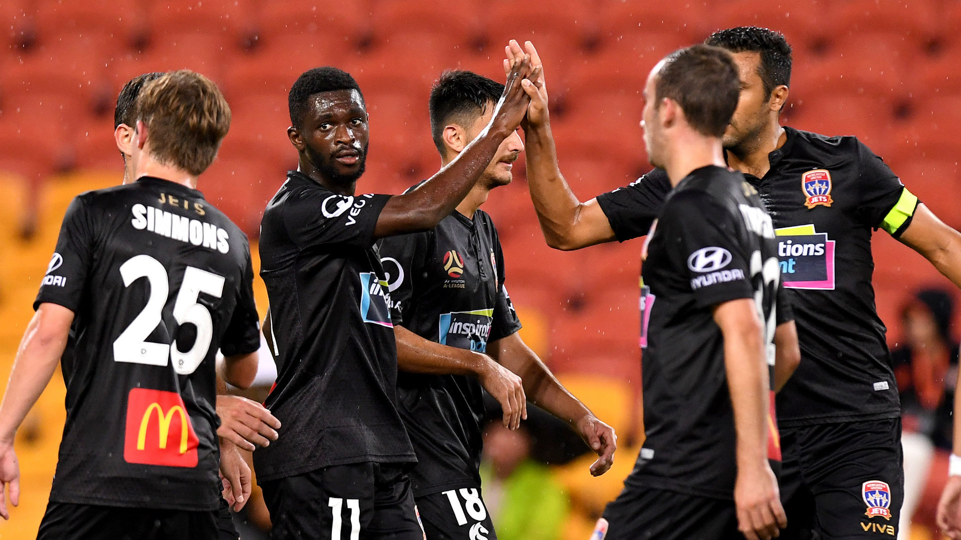 A-League Review: Brisbane Roar in historic humiliation at home to Newcastle Jets