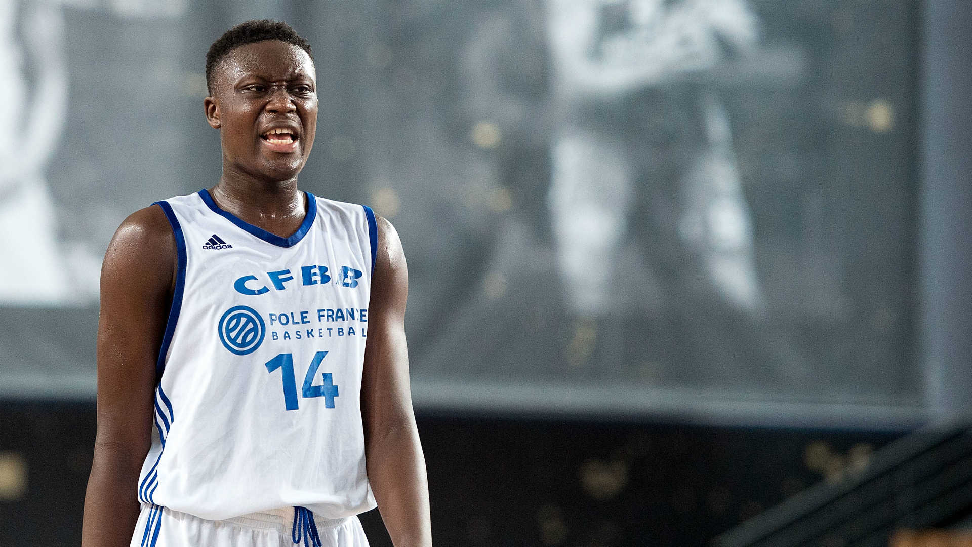 NBA Draft 2019: French teen Sekou Doumbouya, potential lottery pick, enters draft