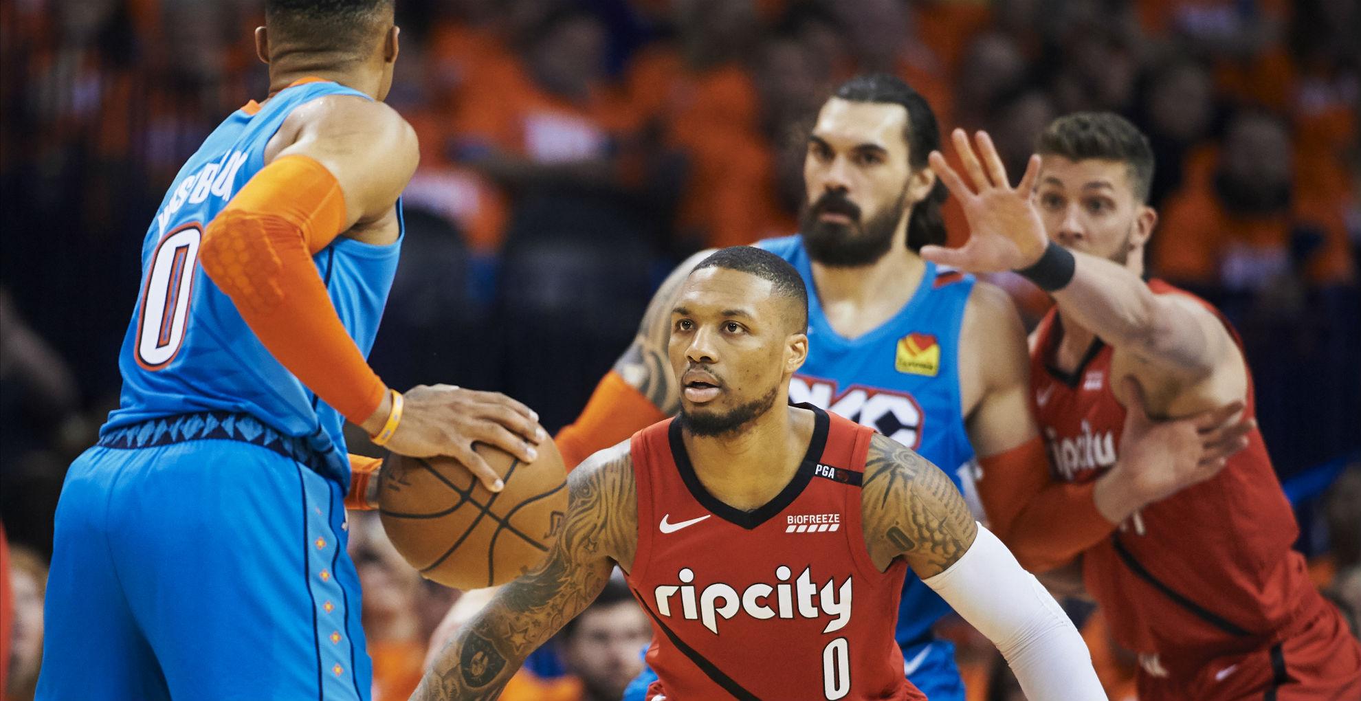 We real cool – Lillard plays down Westbrook feud