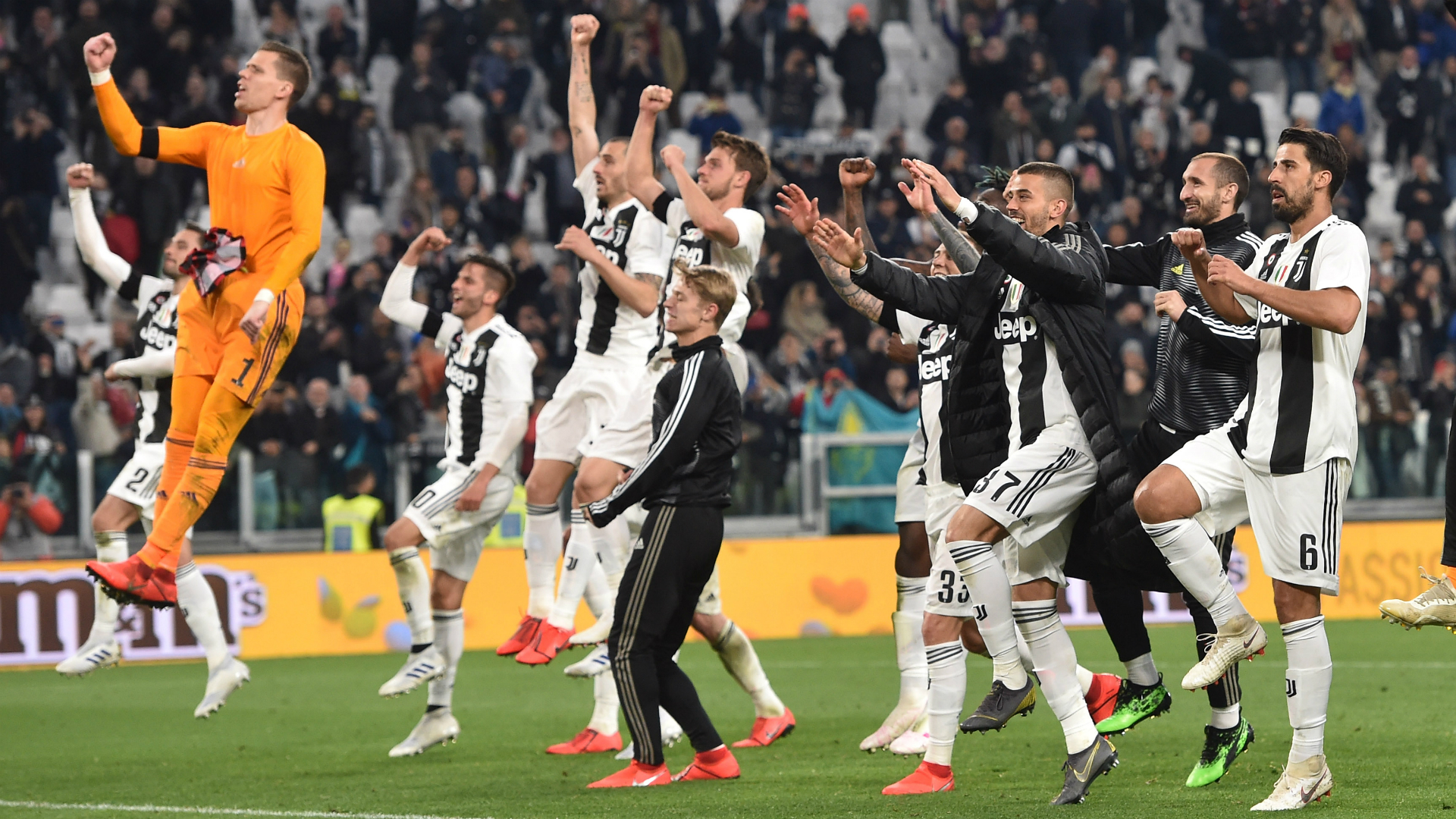 Juventus 2018-19: Bianconeri join Europe's fastest title triumphs