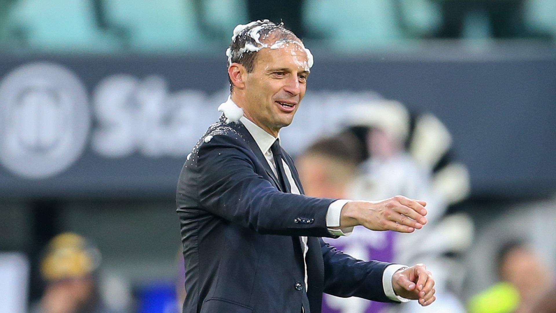 Allegri staying at Juventus and targeting improvement