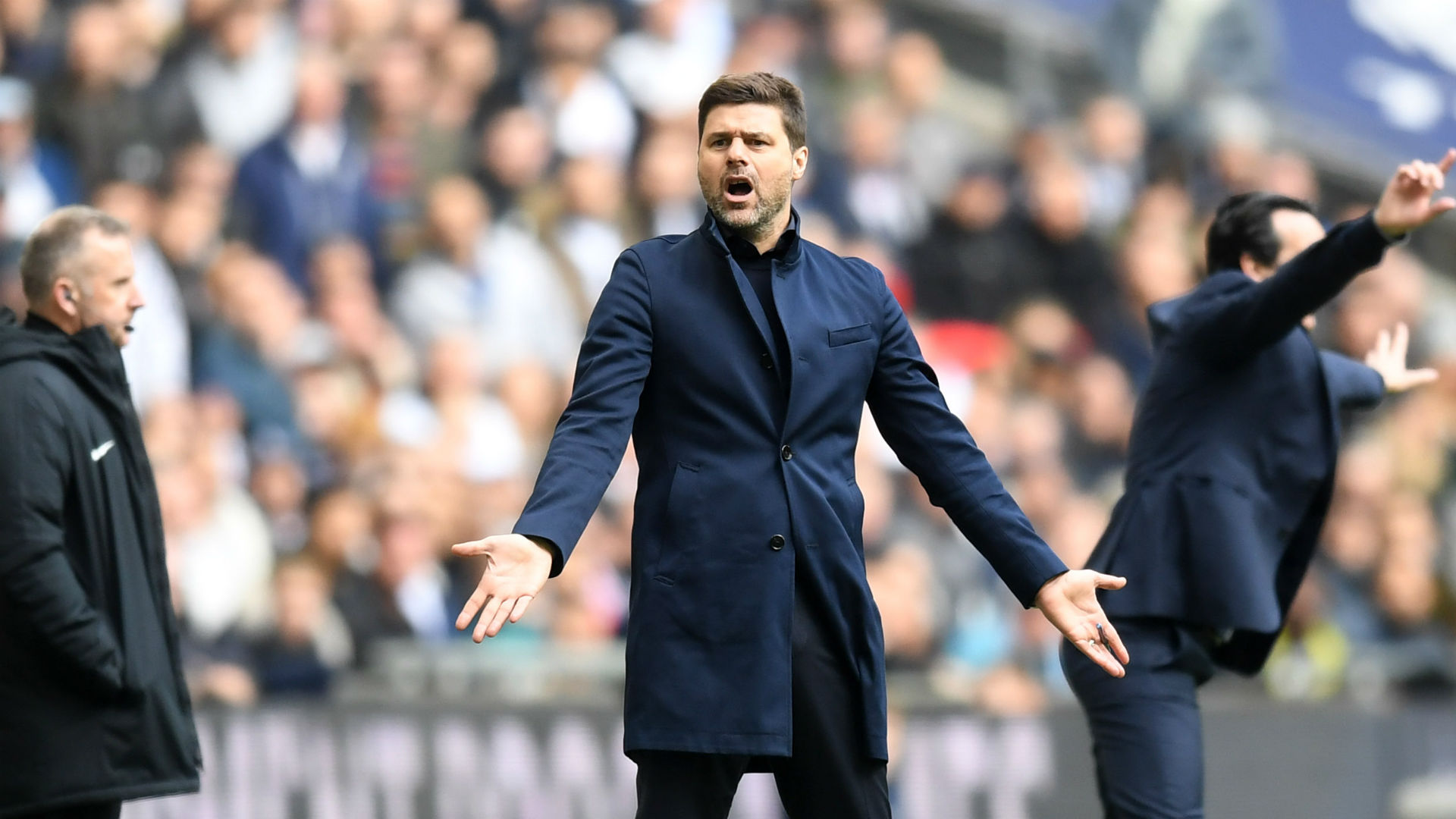 Pochettino refuses to criticise officials after missing out on penalty