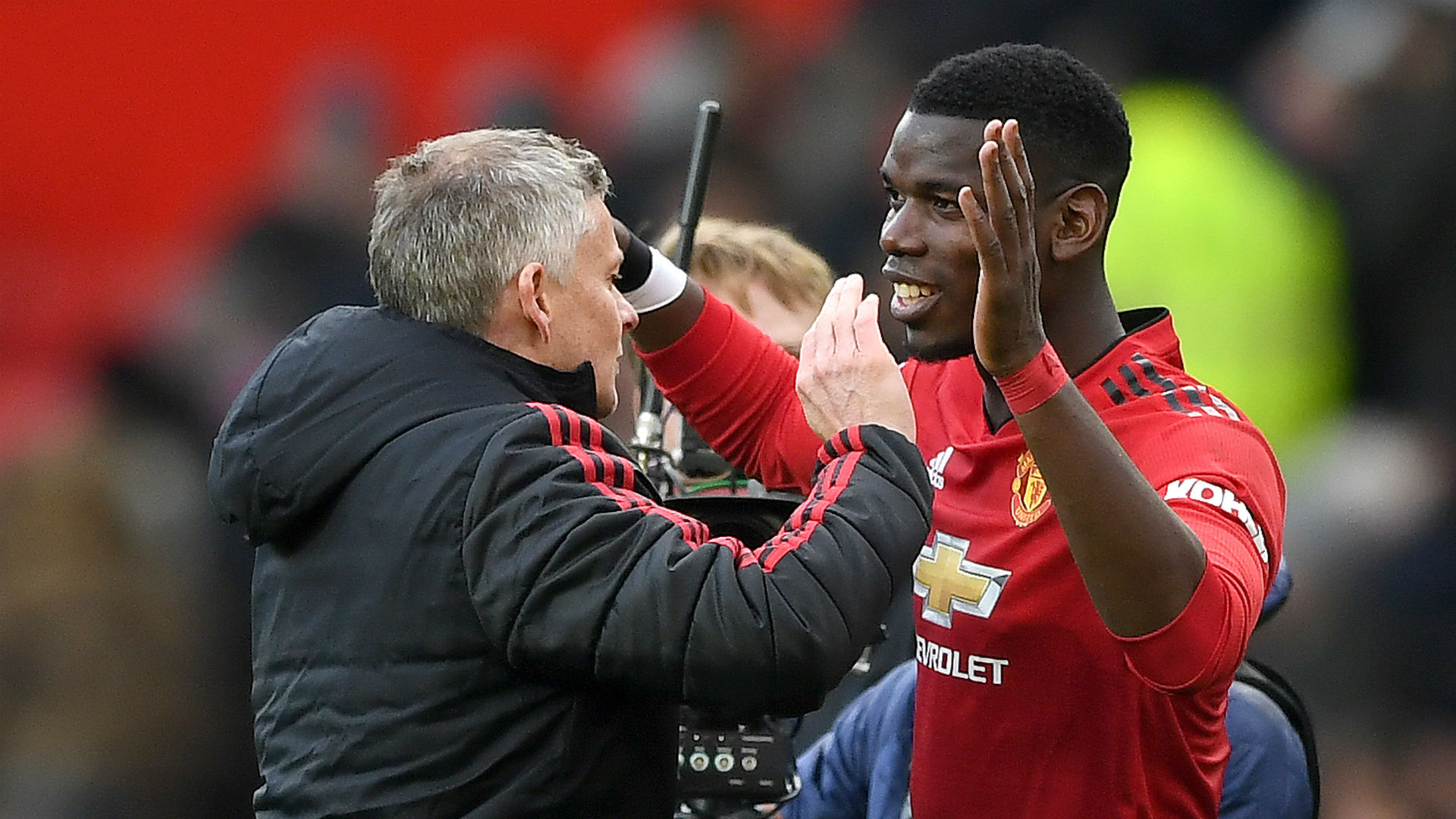 Pogba can't always have things his own way, says Solskjaer