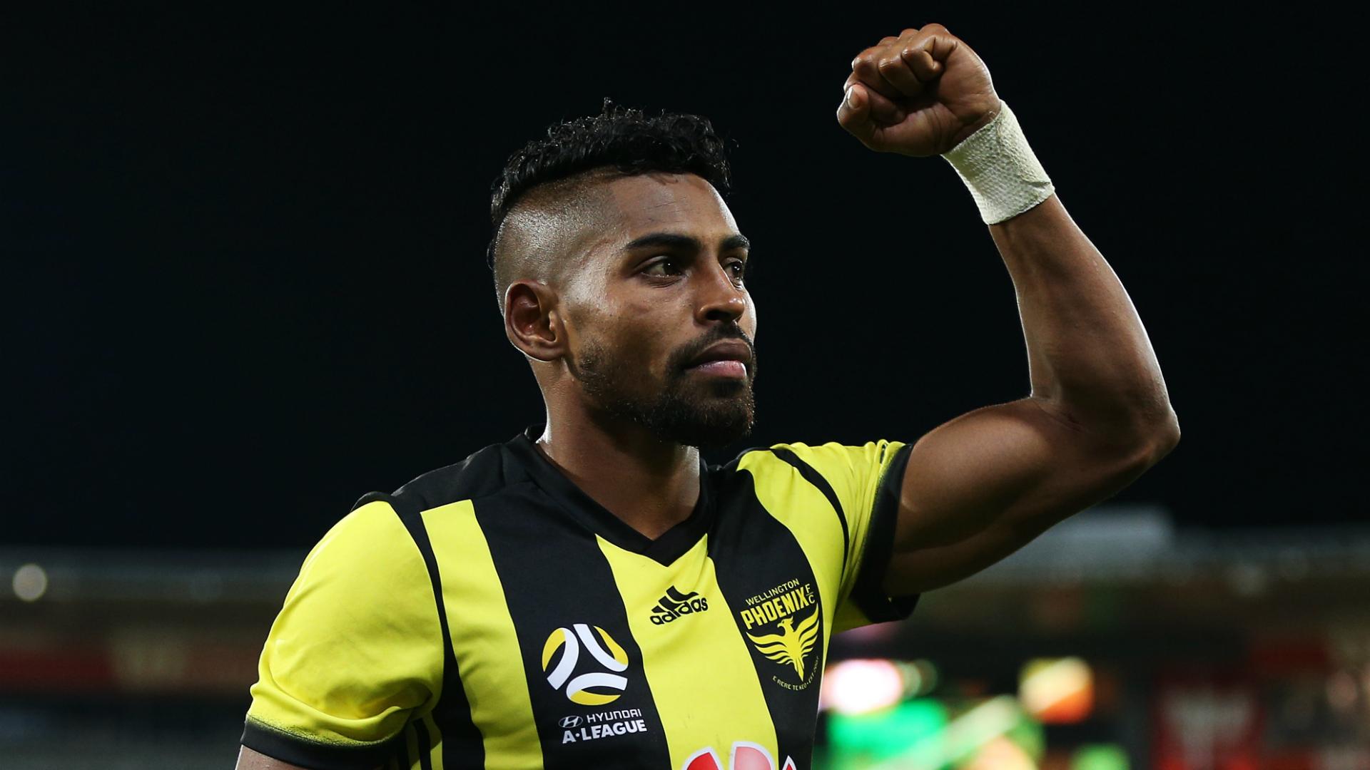 Wellington Phoenix 3 Melbourne City 2: Krishna's last-gasp hat-trick boosts top-four hopes
