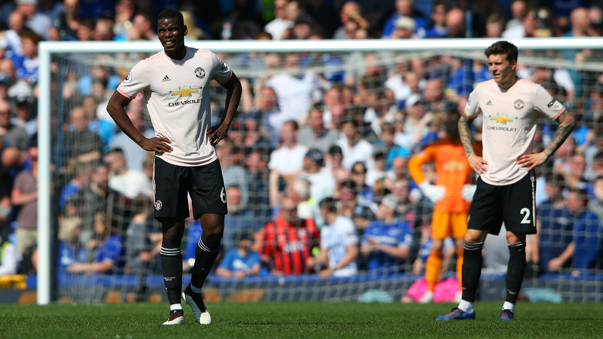 Damned United? The astounding stats as Red Devils hit 38-year low at Everton