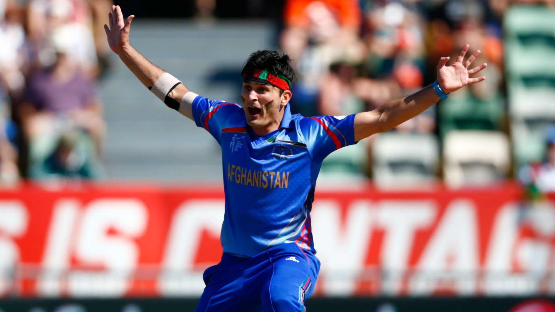 Hassan named in Afghanistan World Cup squad