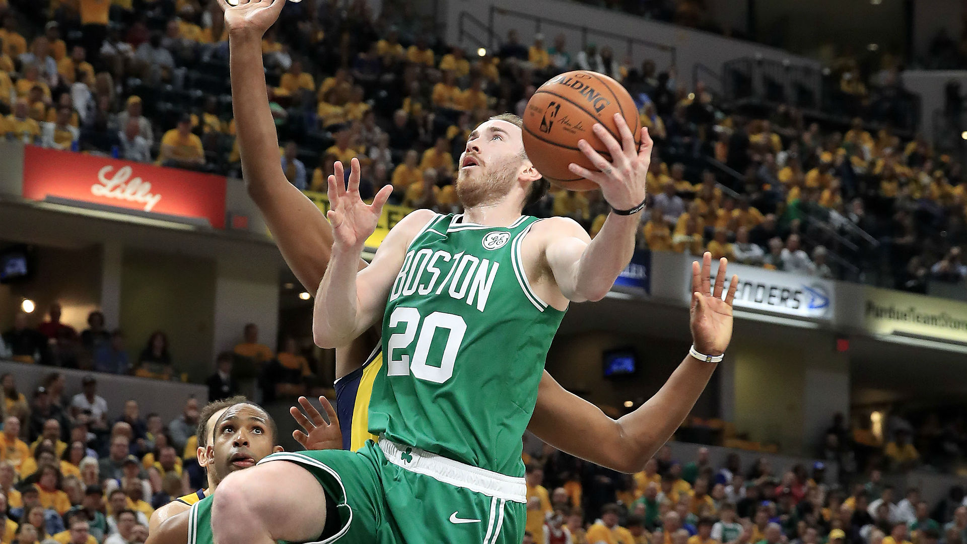 Stevens proud of Celtics for keeping foot on the accelerator to sweep Pacers