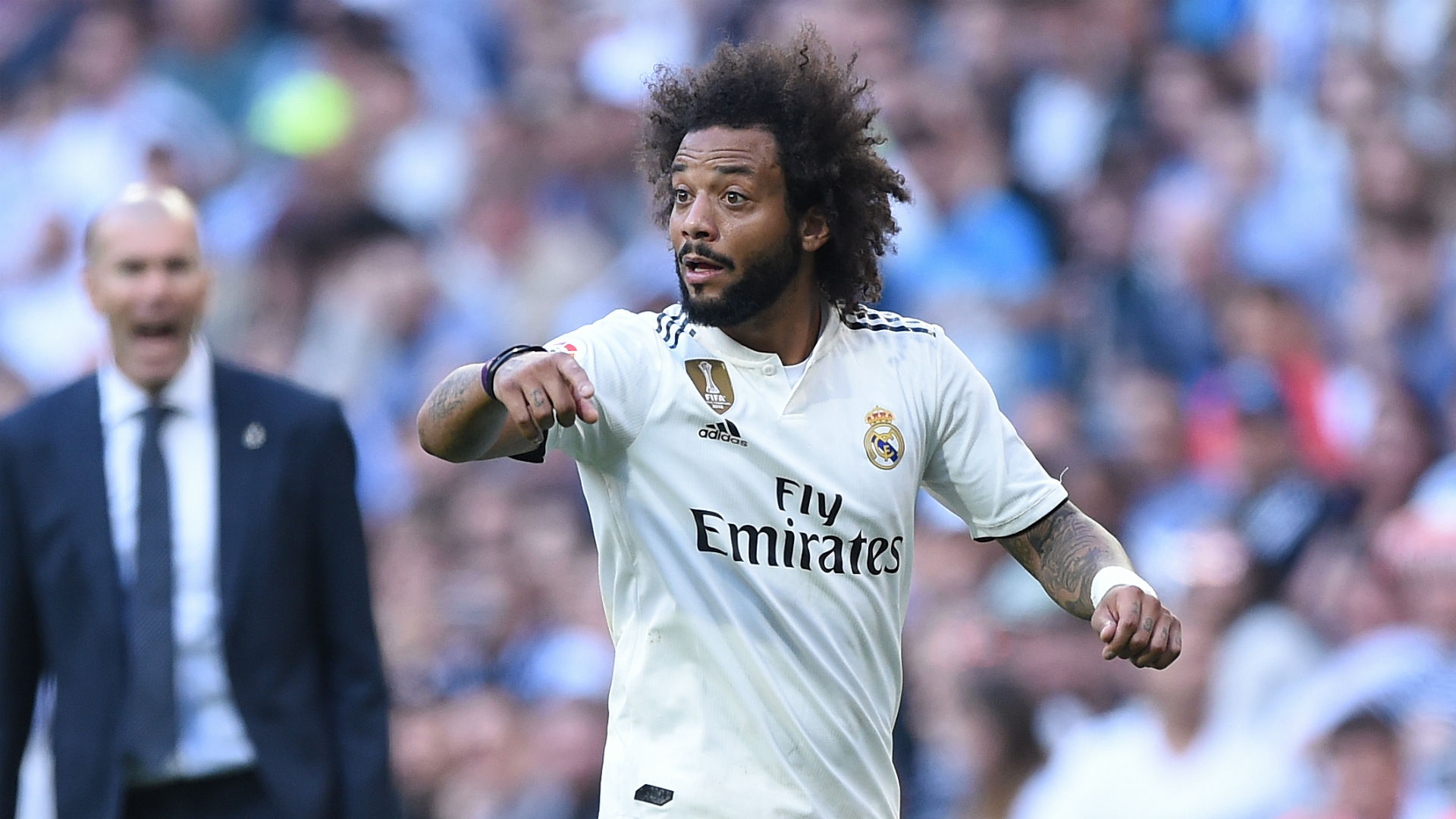 This is my home – Marcelo wants Real Madrid stay