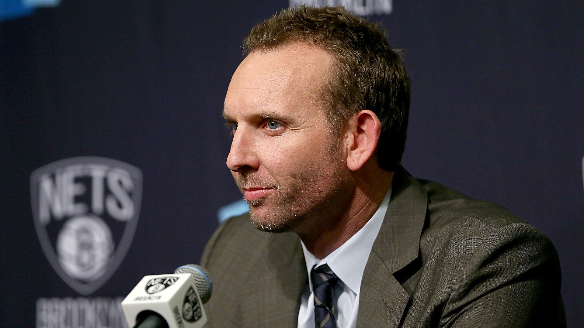 Nets GM Sean Marks suspended, fined after entering referee locker room