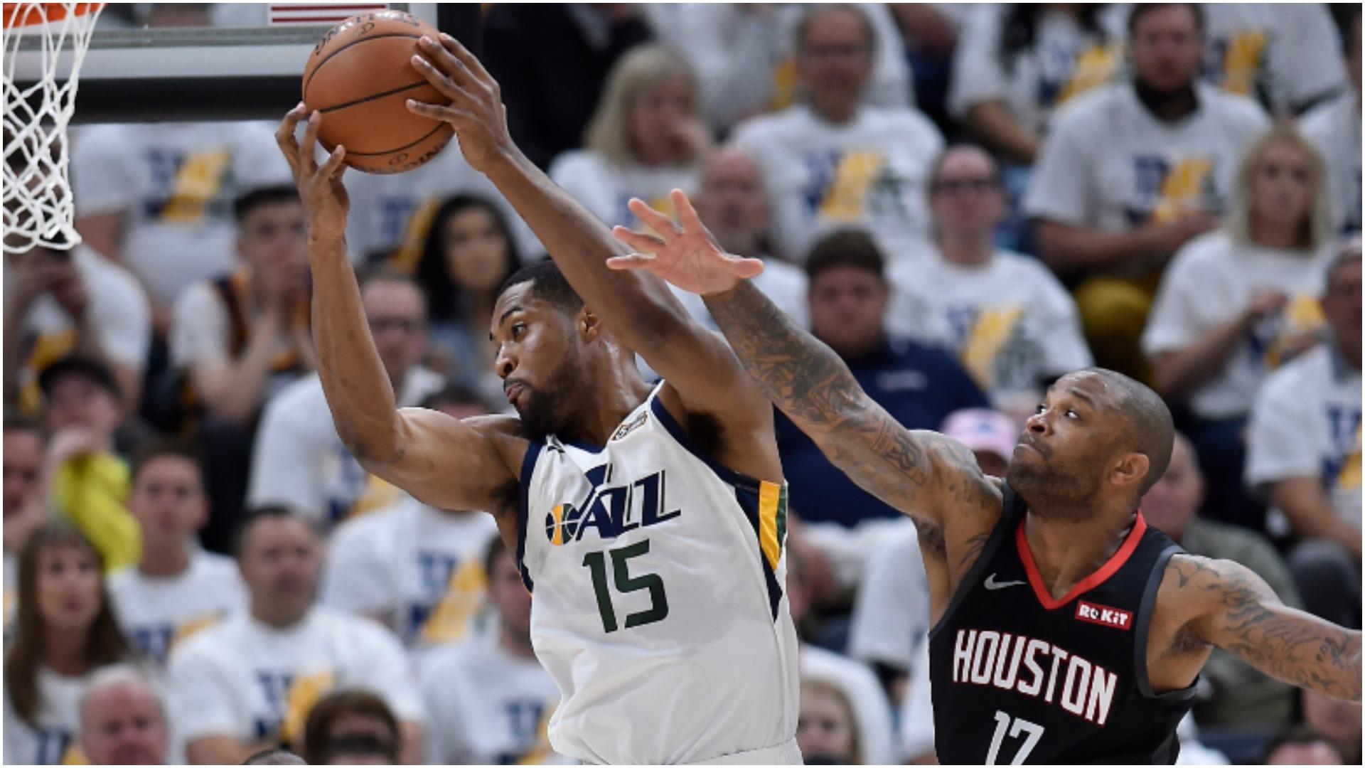 Defending Favors 'draining' for Rockets – Harden