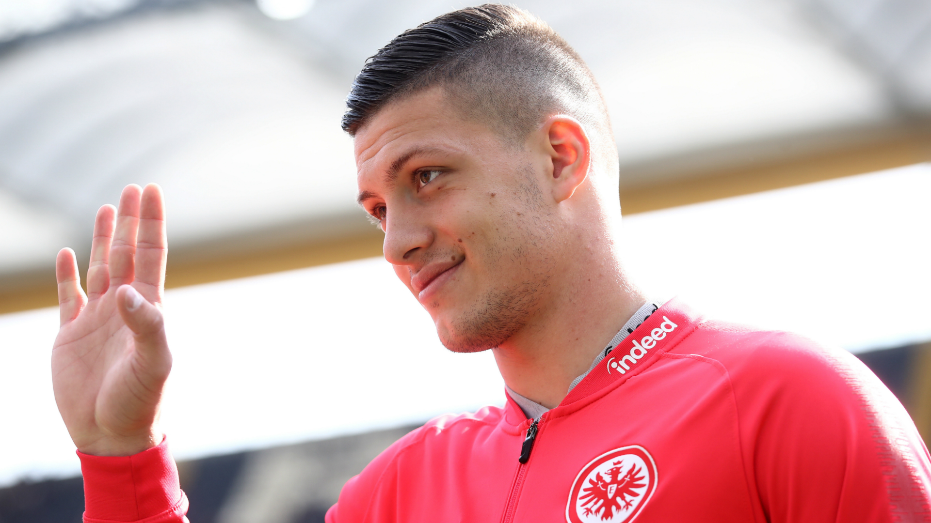 Jovic set for greatness amid Barca and Madrid links – Milosevic