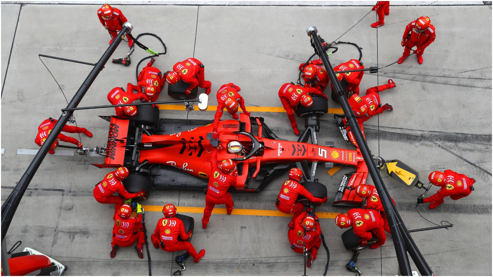 F1 Raceweek: Ferrari looking to kick-start season with SF90 updates in Baku