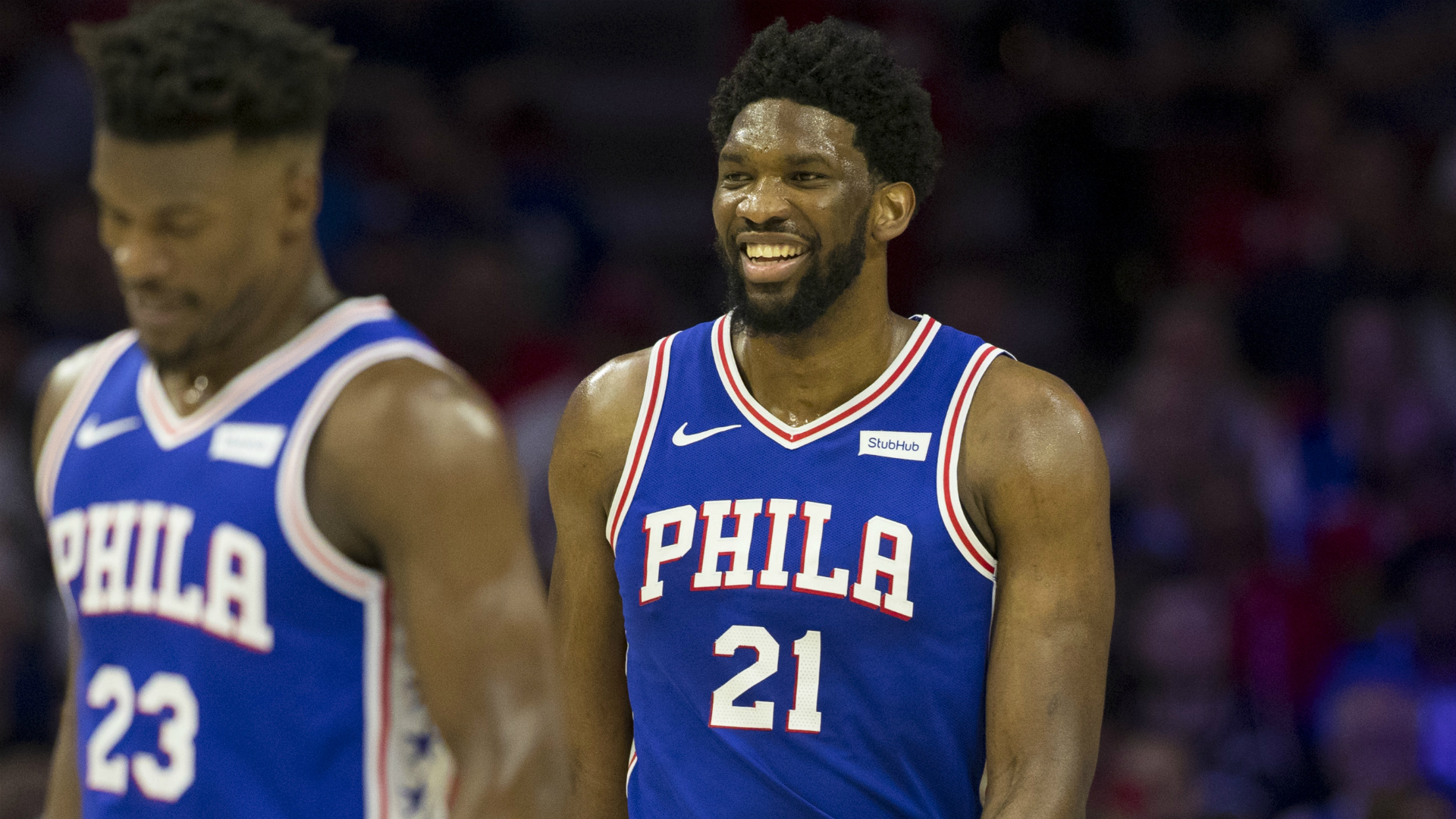 NBA playoffs 2019: Joel Embiid says 76ers 'can win it all