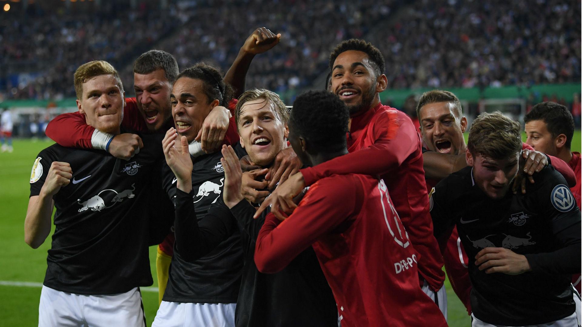 Rangnick lauds RB Leipzig's unique rise