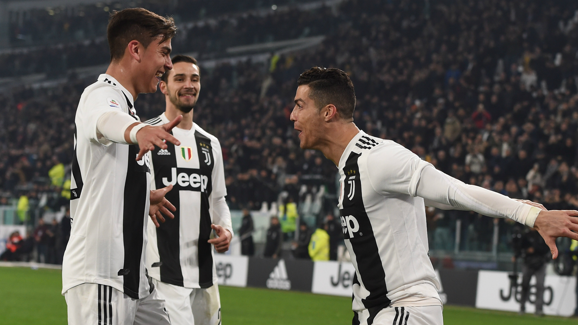 Playing alongside Ronaldo is a pleasure, says Dybala