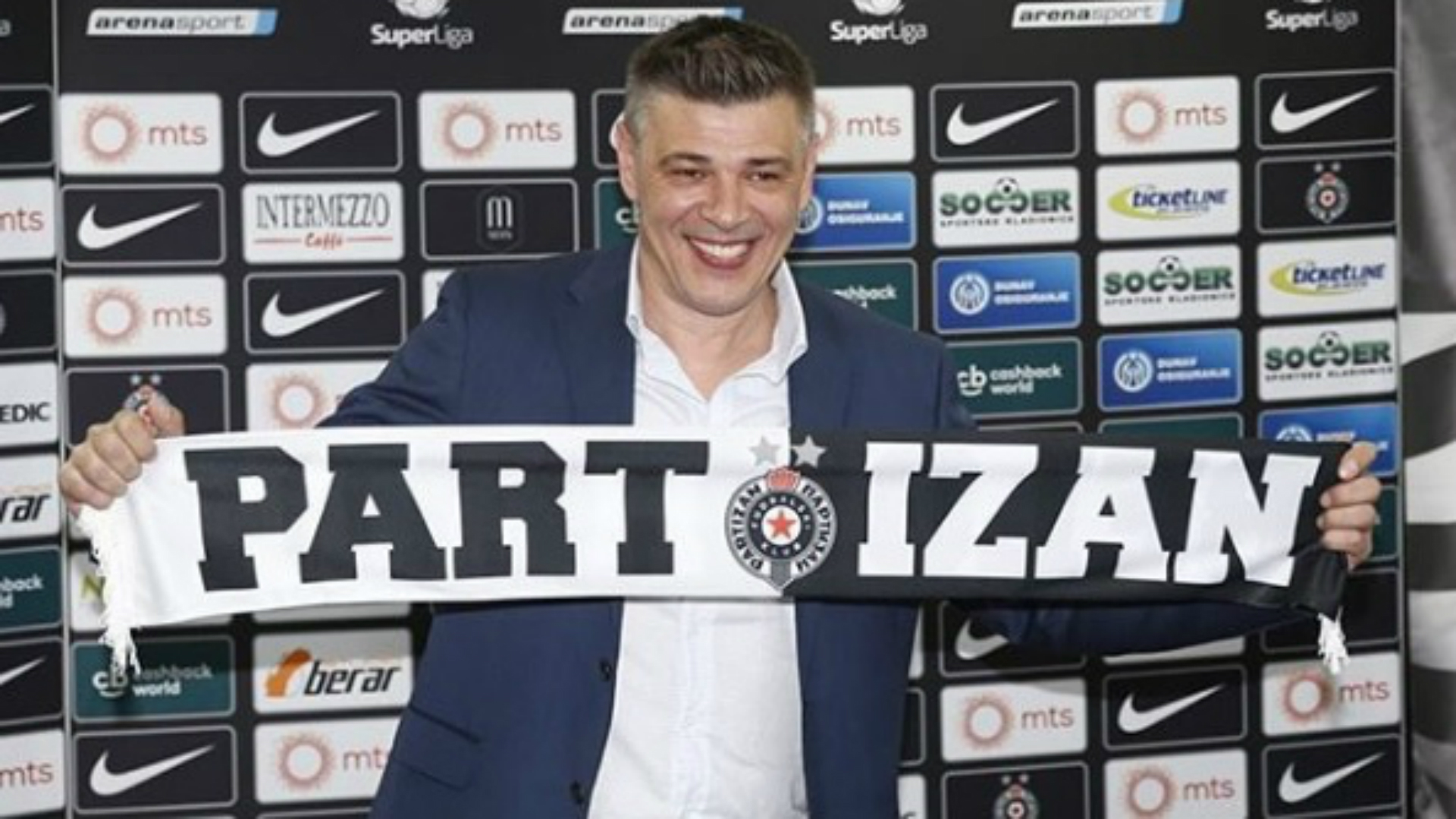 Ferguson convinced me to take up management – Milosevic's road to Partizan