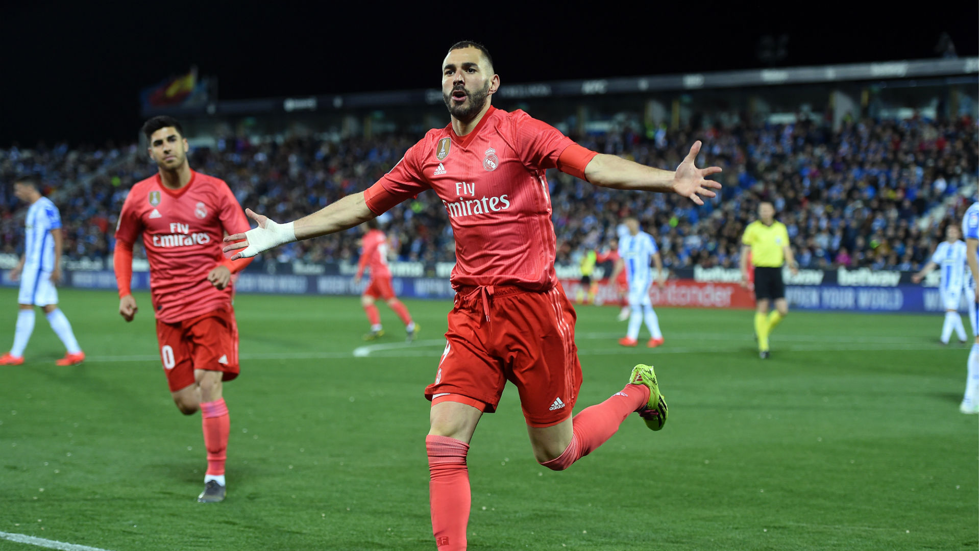 Bordalas wary of 'awesome' Benzema