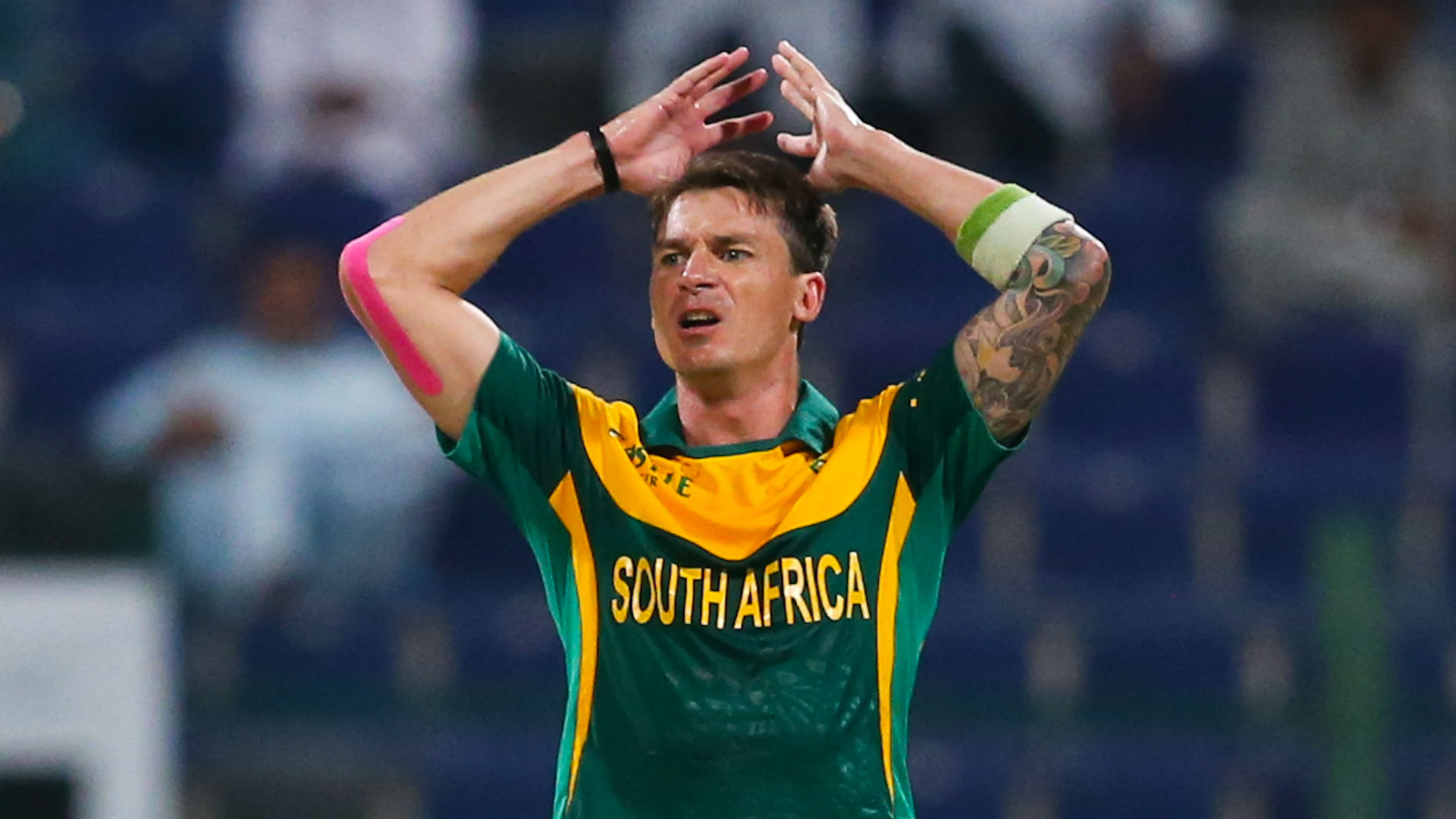 Steyn World Cup fright for Proteas