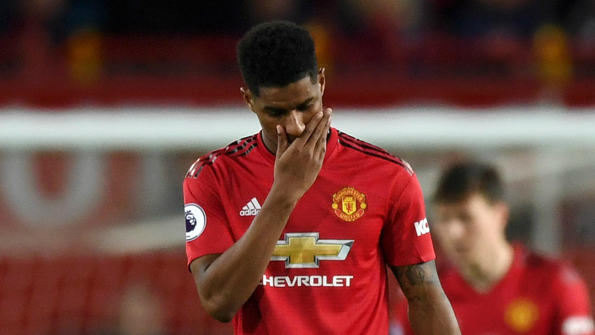 Rashford: We did not play like Manchester United