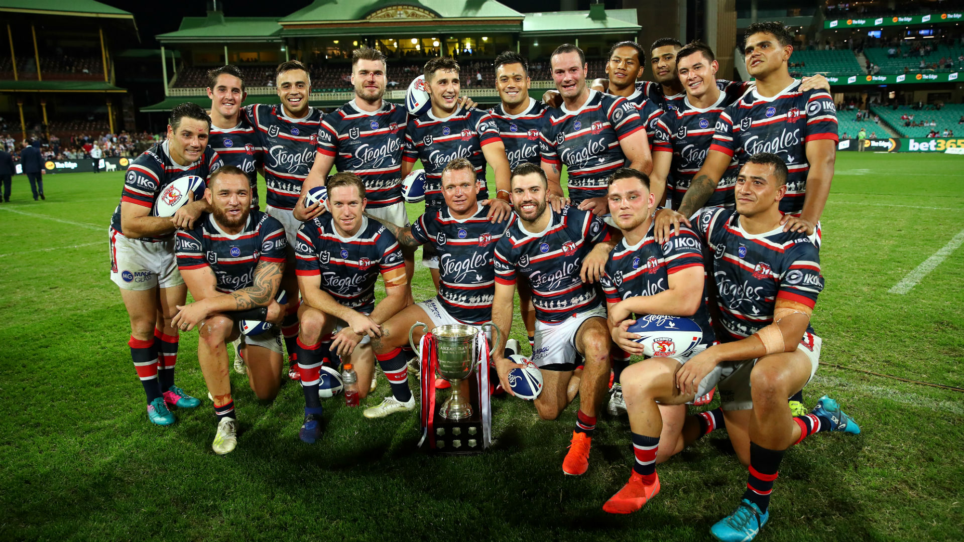 Roosters regain ANZAC Day Cup