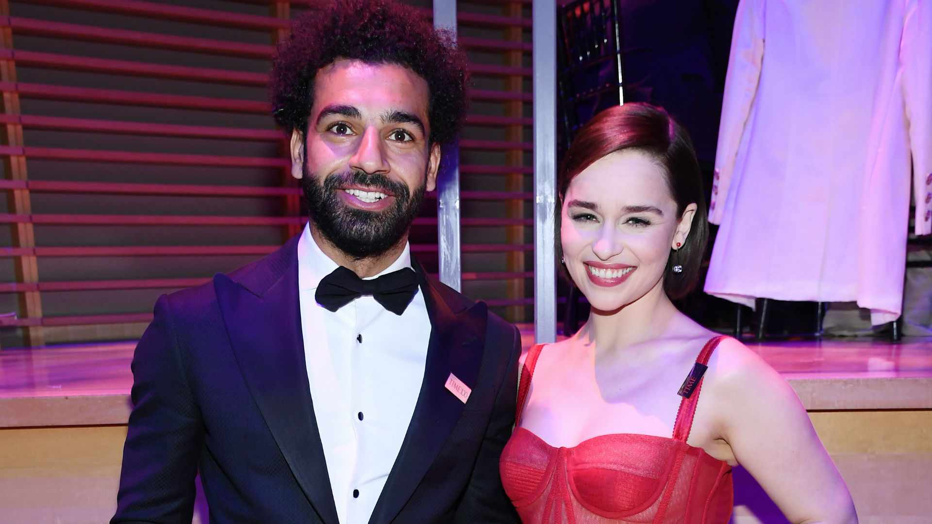 Klopp jealous of Salah meeting Game of Thrones star 'Mrs. Targaryen'