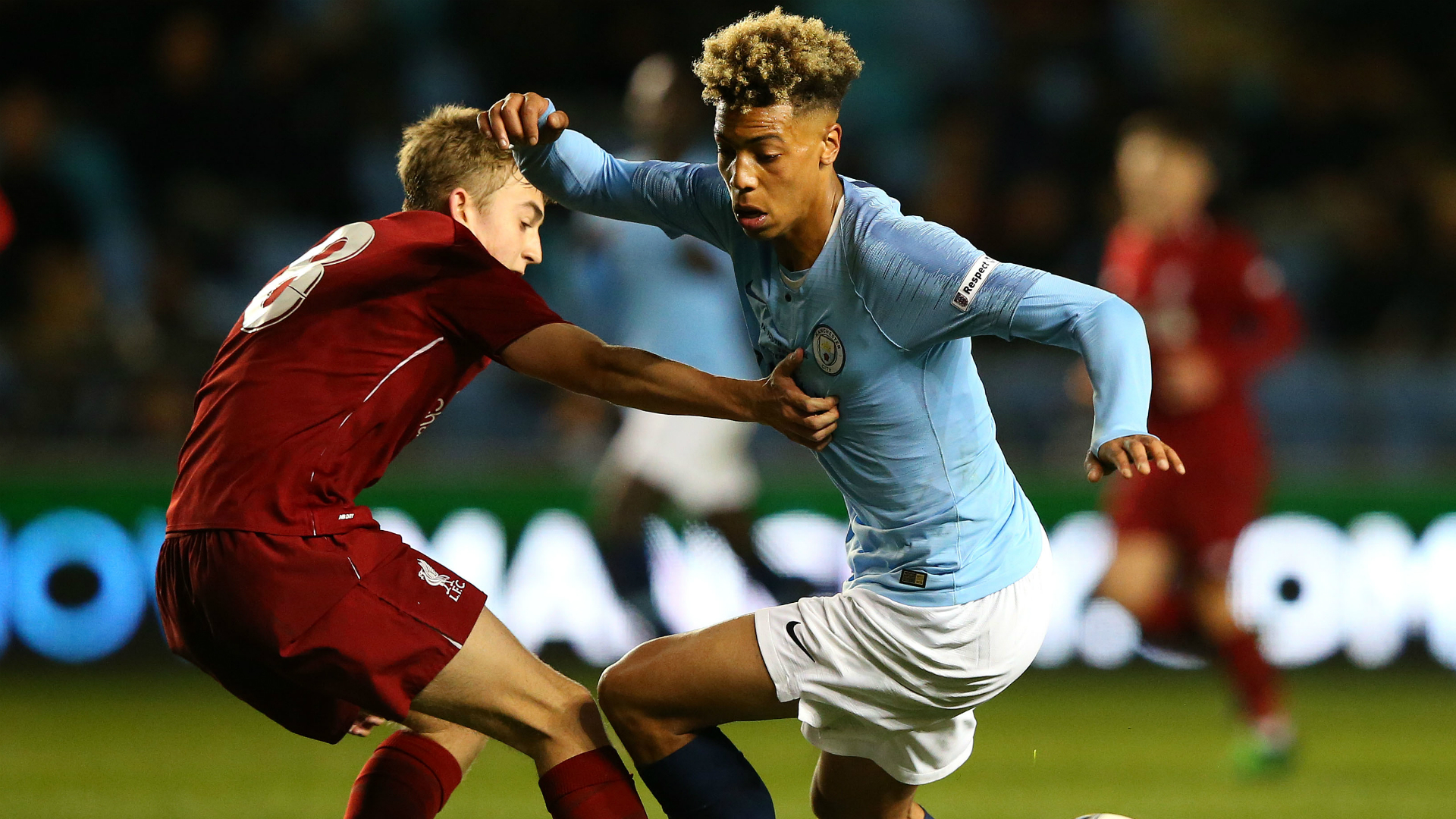 Liverpool beat Manchester City on penalties in FA Youth Cup final