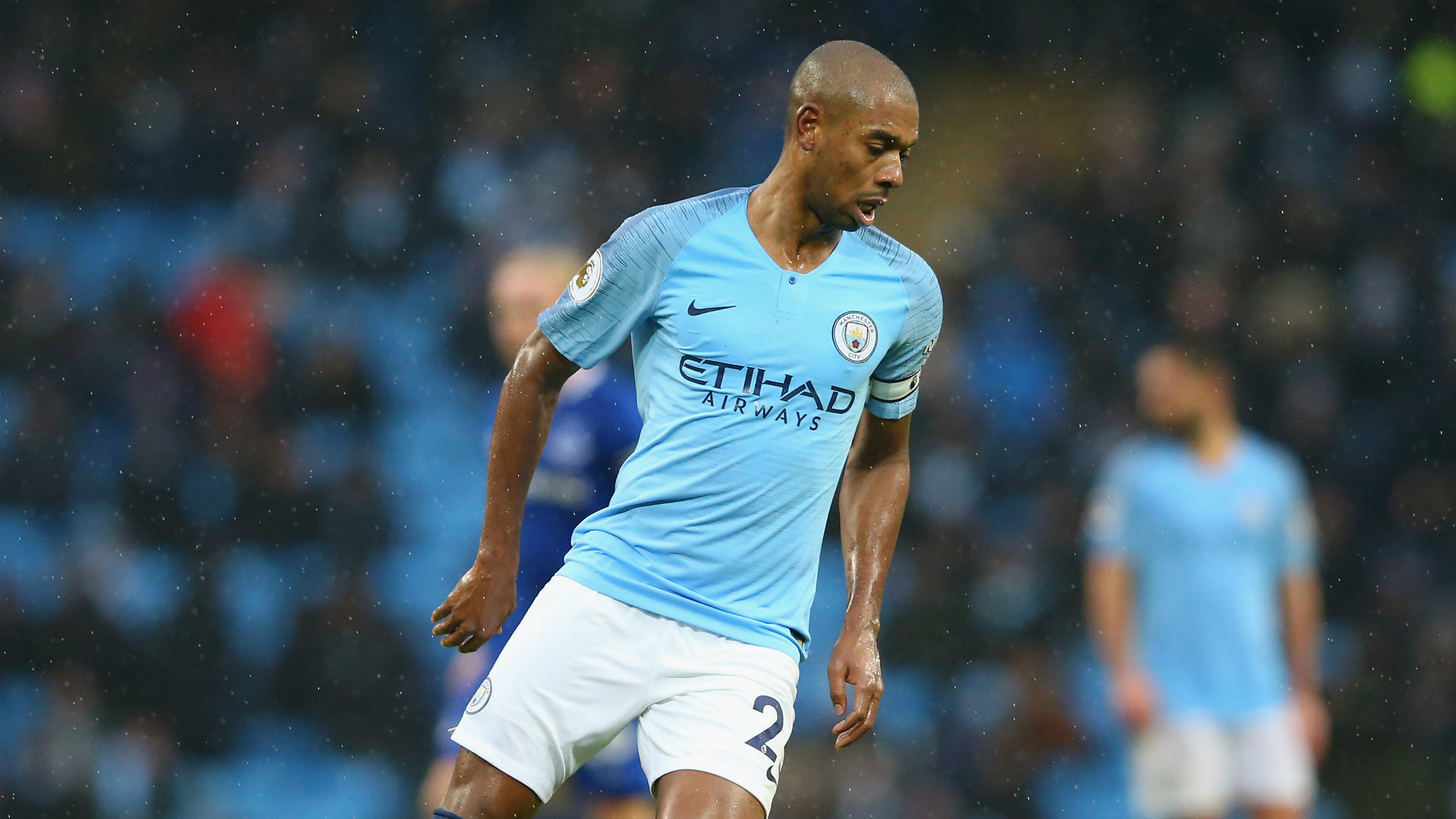 Man City 'fighting like animals' to hold off Liverpool – Fernandinho