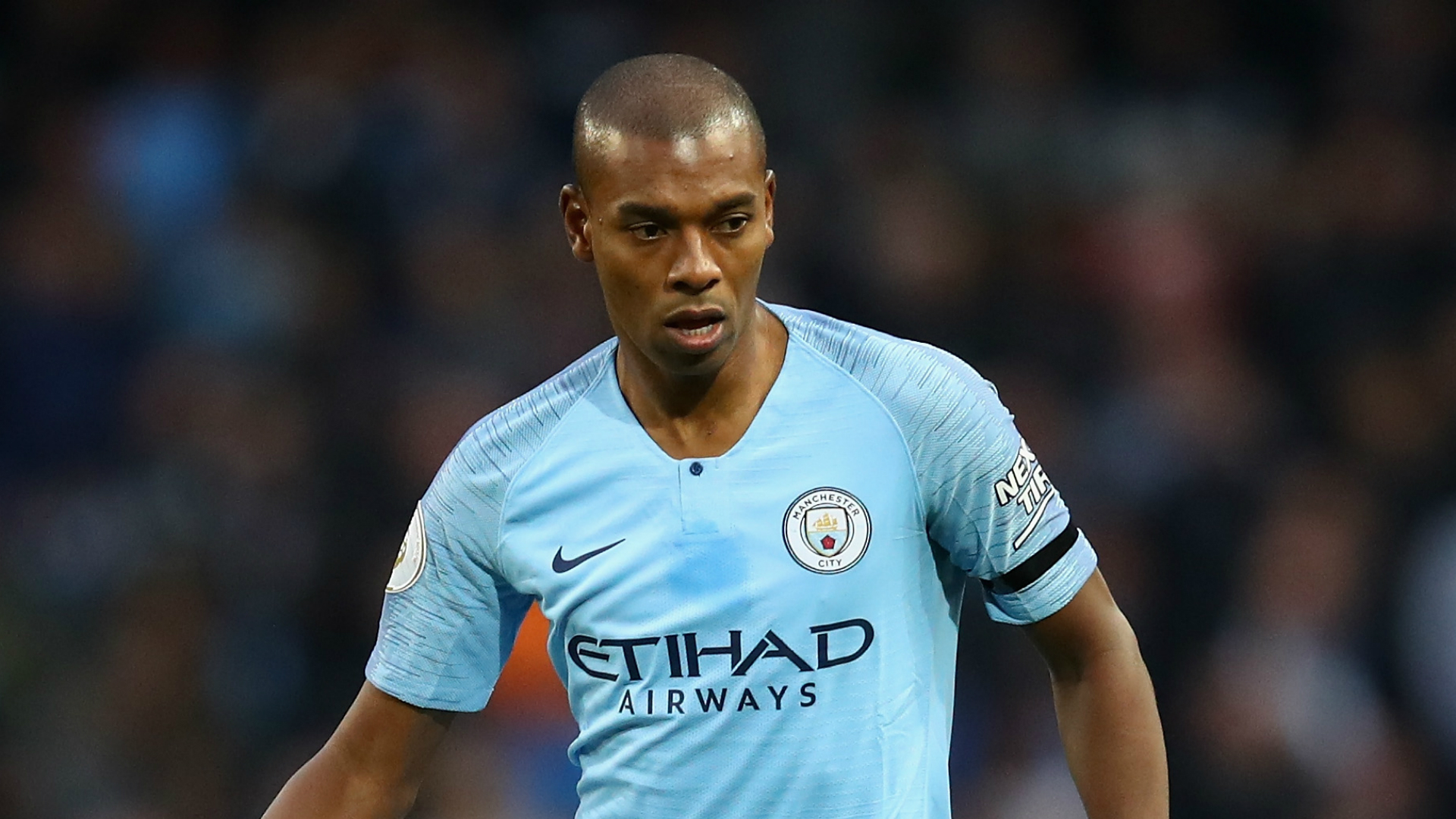 Guardiola waits on Fernandinho as De Bruyne remains out