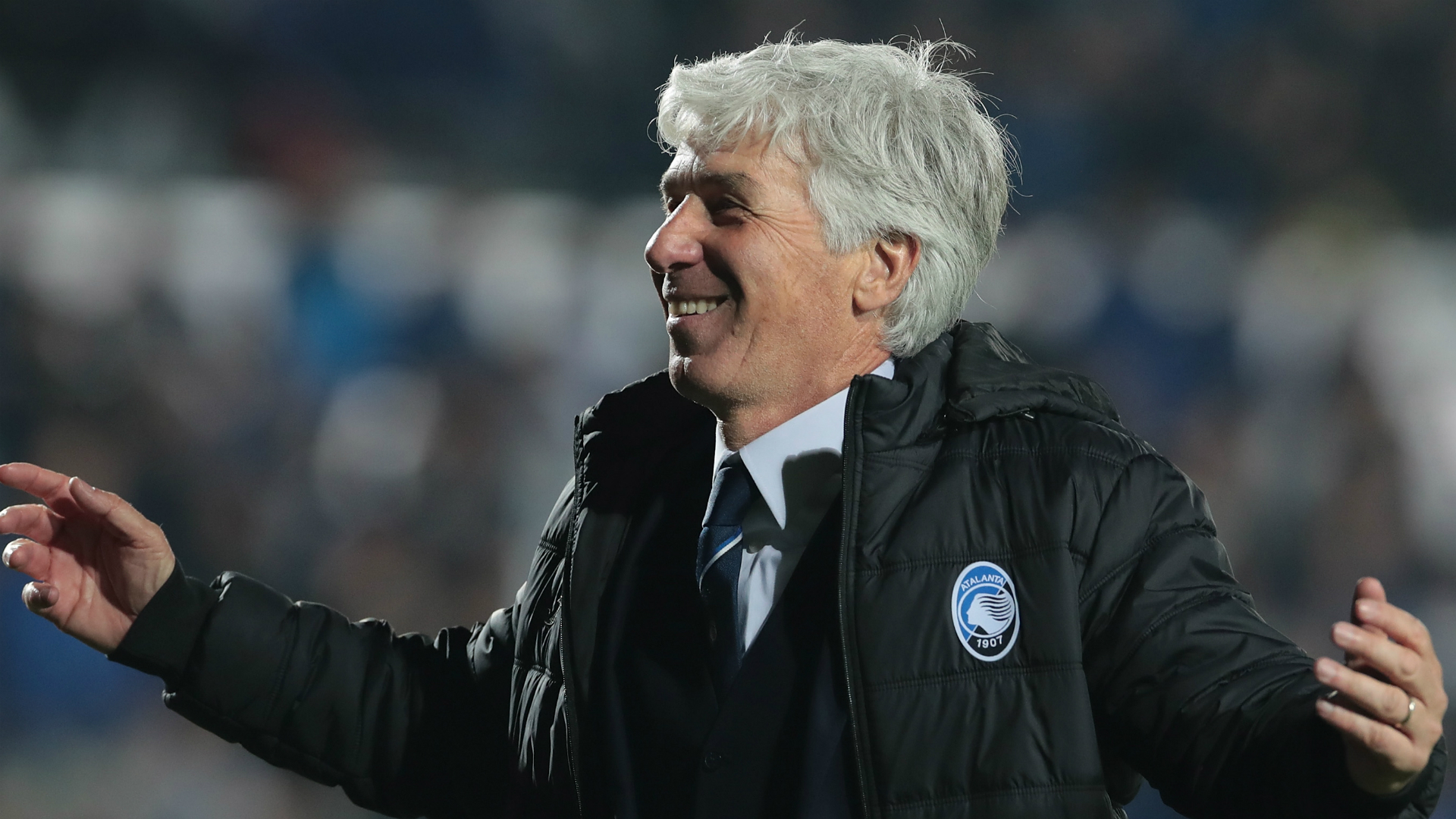 Gasperini targets 'extraordinary' finish to season for Coppa finalists Atalanta