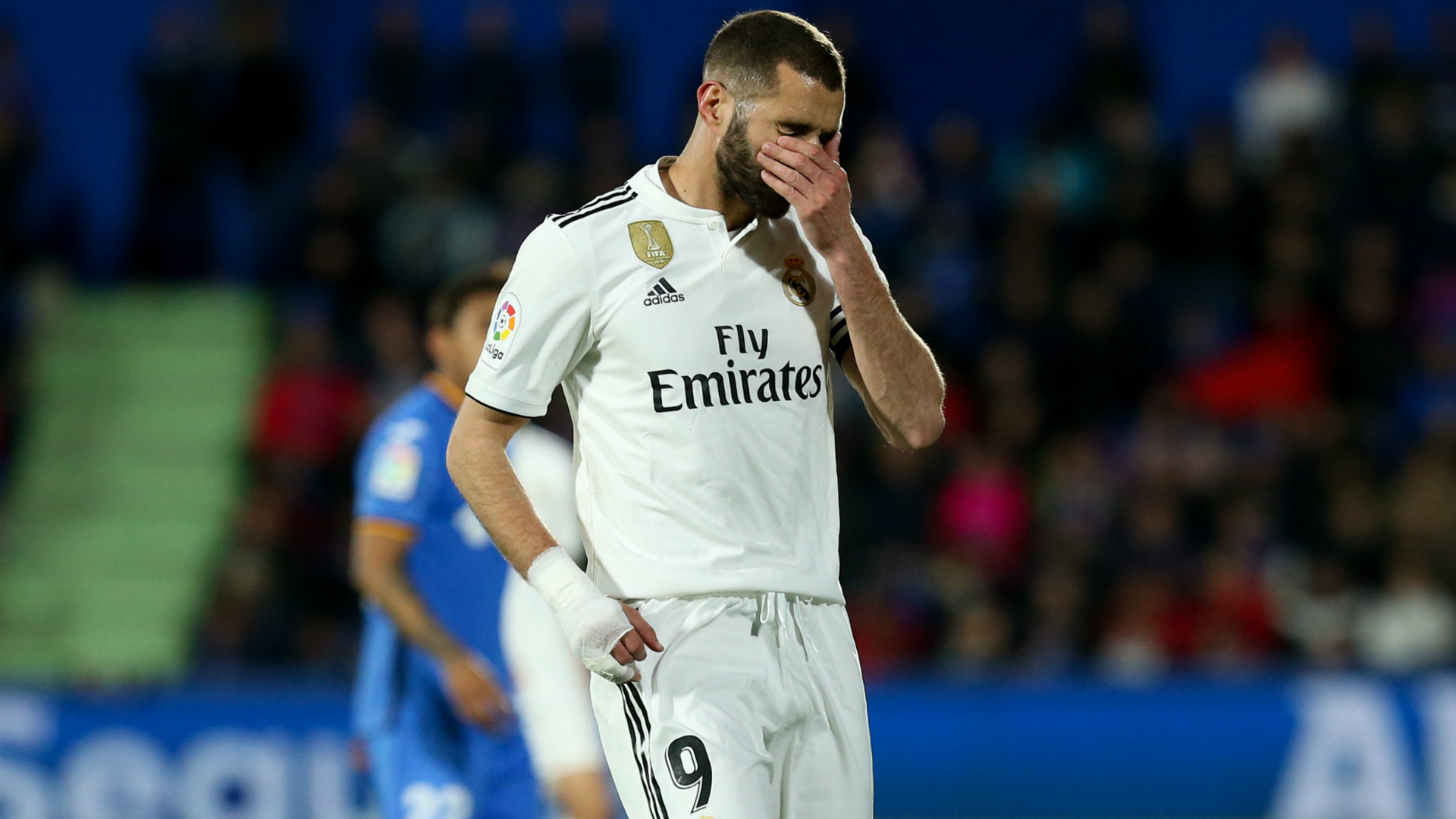 Zidane annoyed with Getafe stalemate