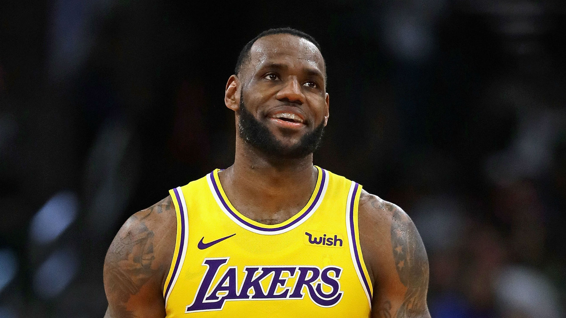 san francisco 0d18d 8fc5d Lakers star LeBron James tops NBA jersey sales | BASKETBALL ...